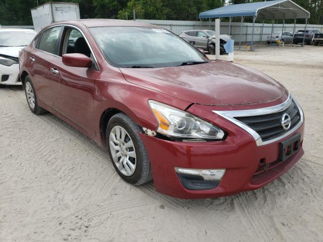 Salvage cars for sale from Copart Midway, FL: 2013 Nissan Altima 2.5