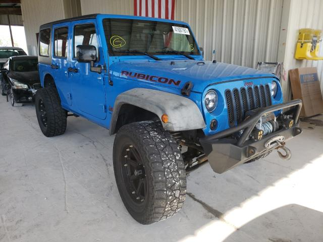 Salvage cars for sale from Copart Homestead, FL: 2012 Jeep Wrangler U