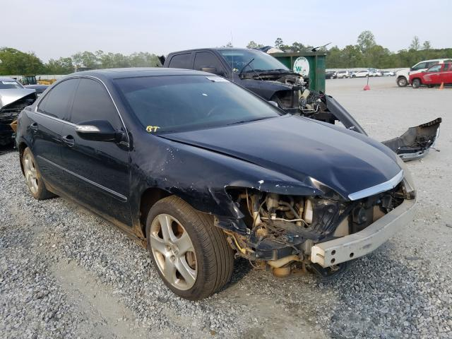 Acura RL salvage cars for sale: 2008 Acura RL