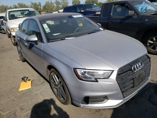 Salvage cars for sale from Copart Colton, CA: 2020 Audi A3 Premium