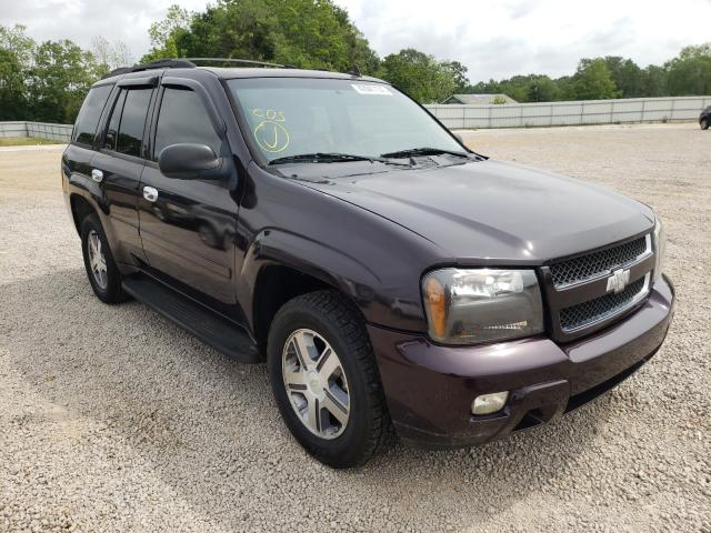 Salvage cars for sale from Copart Eight Mile, AL: 2008 Chevrolet Trailblazer
