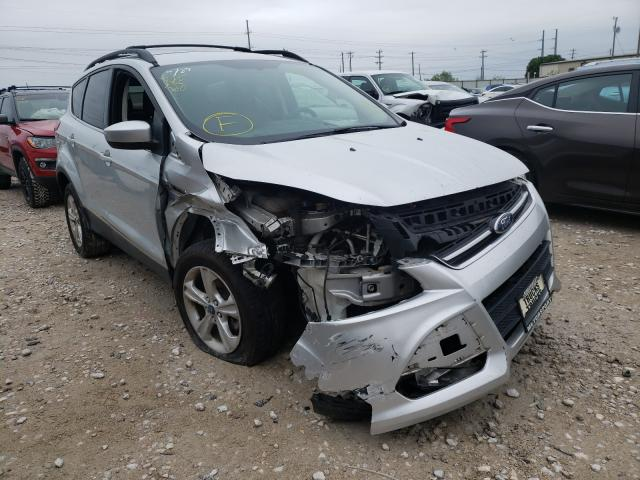 Salvage cars for sale from Copart Haslet, TX: 2013 Ford Escape SE