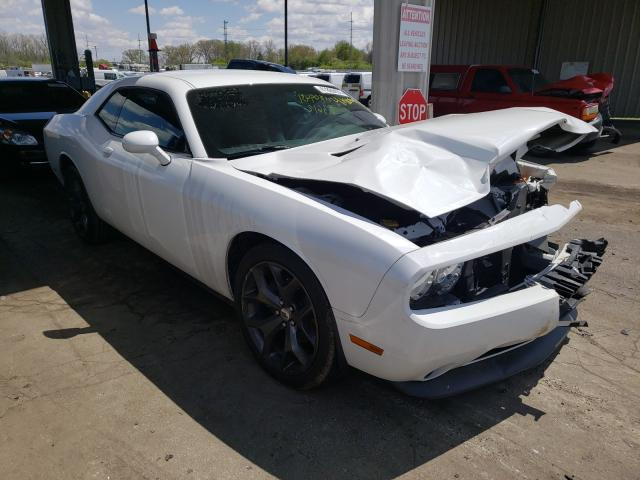Dodge Challenger salvage cars for sale: 2013 Dodge Challenger