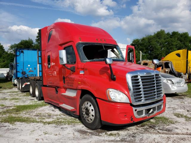 Freightliner salvage cars for sale: 2017 Freightliner Cascadia 1