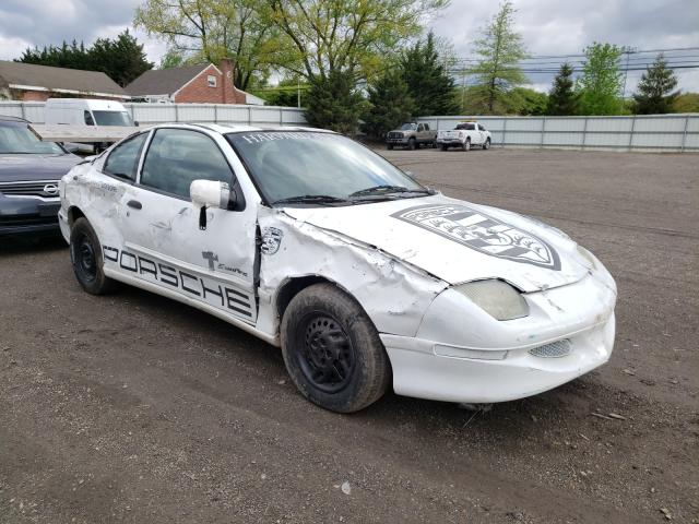 Salvage cars for sale from Copart Finksburg, MD: 1995 Pontiac Sunfire