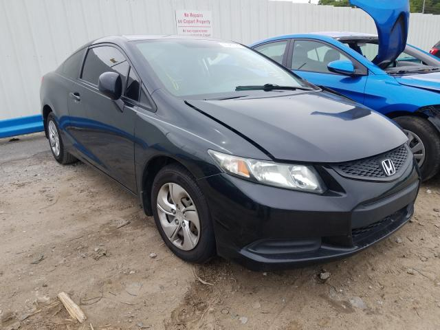 Salvage cars for sale from Copart Austell, GA: 2013 Honda Civic LX