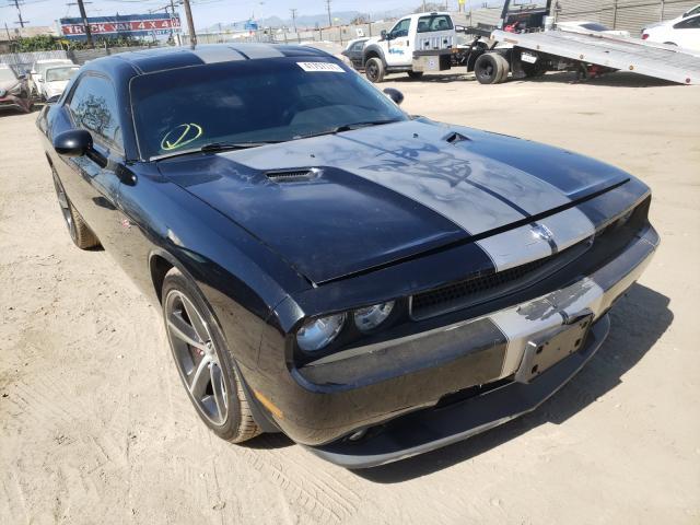 Vehiculos salvage en venta de Copart Los Angeles, CA: 2009 Dodge Challenger