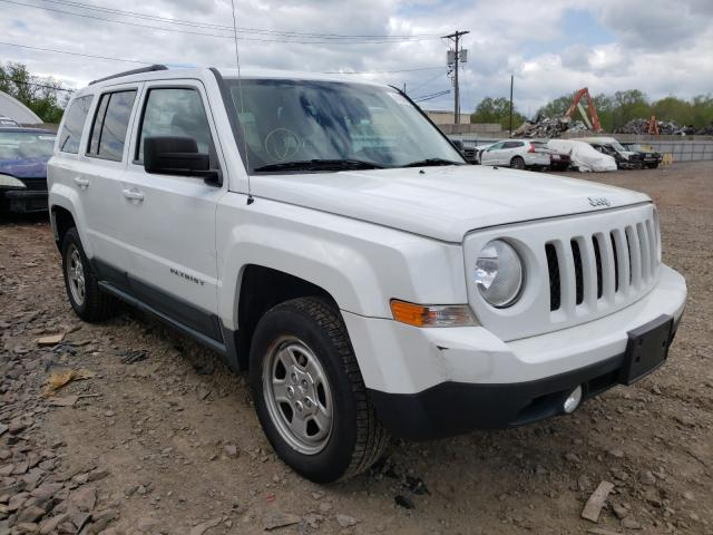 2011 JEEP PATRIOT SP 1J4NF1GB8BD279897