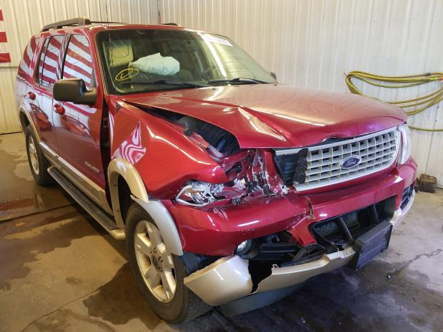Salvage cars for sale from Copart Avon, MN: 2005 Ford Explorer E