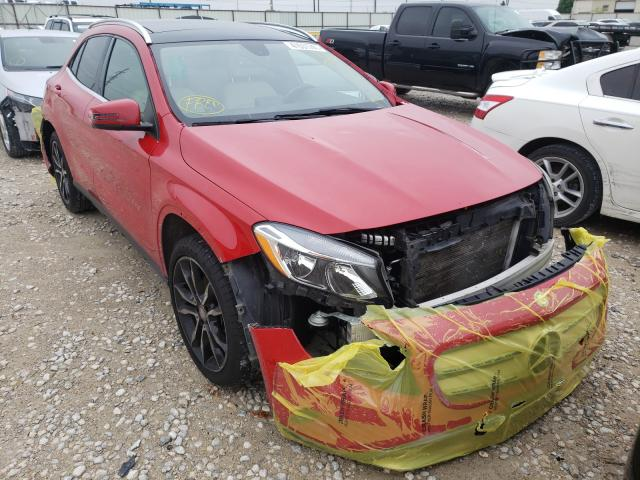 Salvage cars for sale from Copart Haslet, TX: 2015 Mercedes-Benz GLA 250 4M