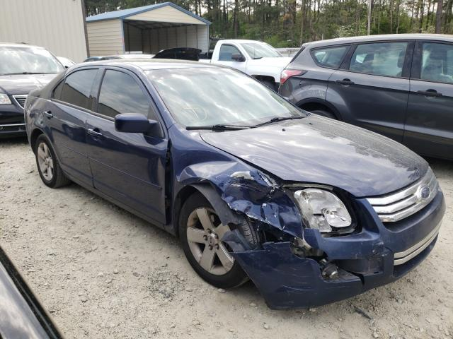 Salvage cars for sale from Copart Seaford, DE: 2006 Ford Fusion SE