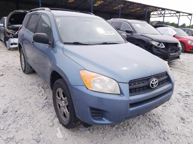 Salvage cars for sale from Copart Cartersville, GA: 2010 Toyota Rav4
