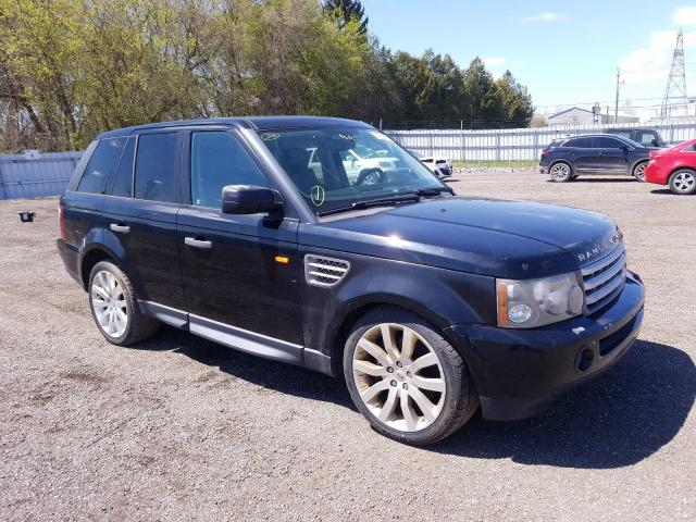 Salvage cars for sale from Copart London, ON: 2006 Land Rover Range Rover