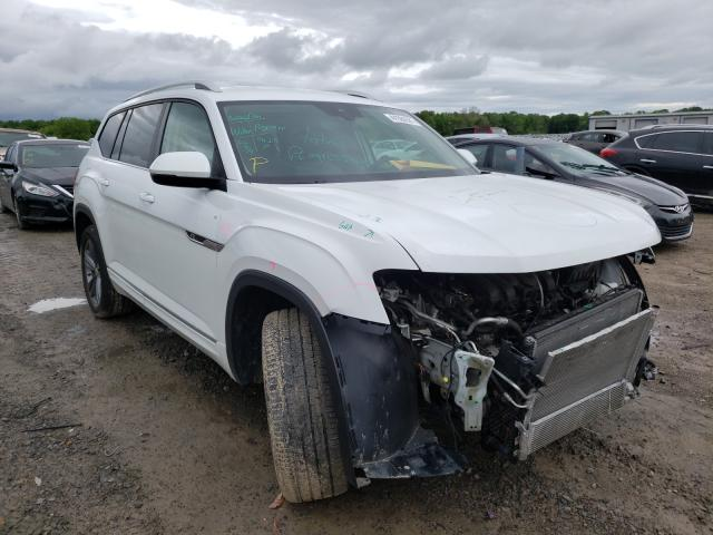 Salvage cars for sale from Copart Conway, AR: 2019 Volkswagen Atlas SE