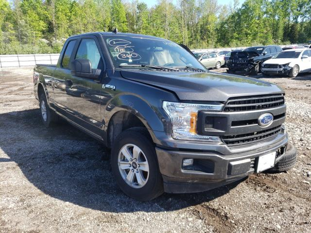 Salvage cars for sale from Copart Louisville, KY: 2020 Ford F150 Super