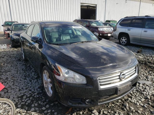 Salvage cars for sale from Copart Windsor, NJ: 2010 Nissan Maxima S