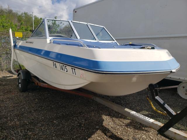 Salvage boats for sale at West Mifflin, PA auction: 1978 Chrysler SP Satelit