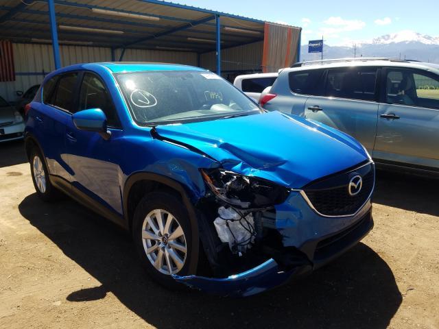 Mazda Vehiculos salvage en venta: 2014 Mazda CX-5 Touring