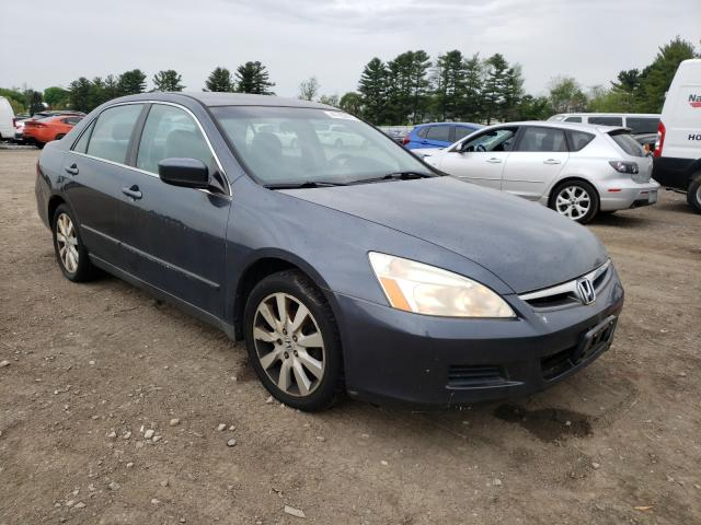 Salvage cars for sale from Copart Finksburg, MD: 2007 Honda Accord SE