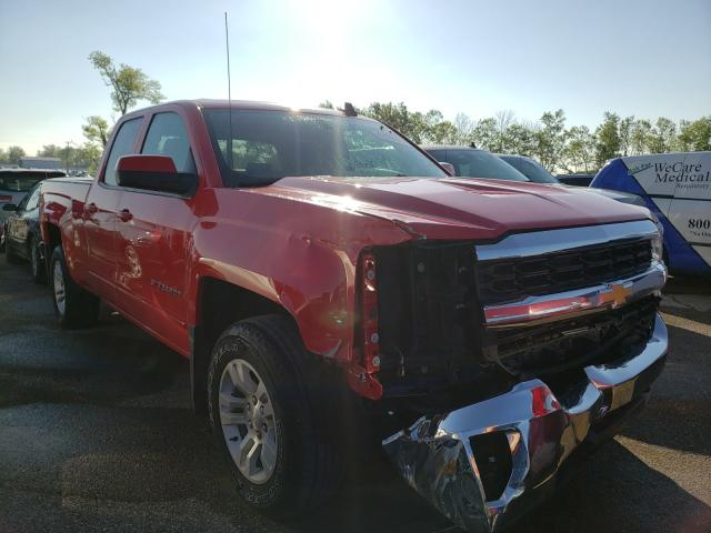 Salvage cars for sale from Copart Lexington, KY: 2017 Chevrolet Silverado