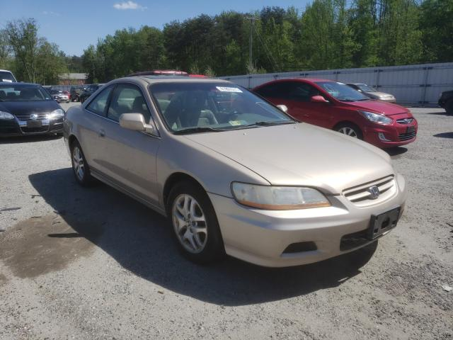 Salvage cars for sale from Copart Fredericksburg, VA: 2001 Honda Accord EX