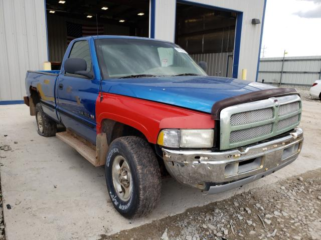 Salvage cars for sale from Copart Appleton, WI: 1999 Dodge RAM 1500