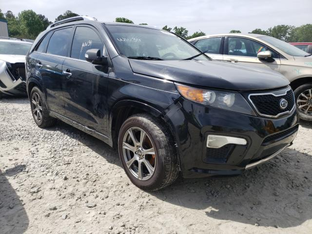 2011 KIA Sorento SX for sale in Ellenwood, GA