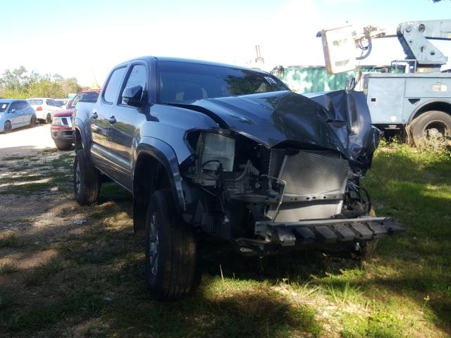 Salvage cars for sale from Copart Kapolei, HI: 2019 Toyota Tacoma DOU