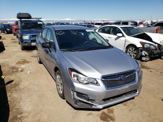 Subaru Impreza salvage cars for sale: 2015 Subaru Impreza
