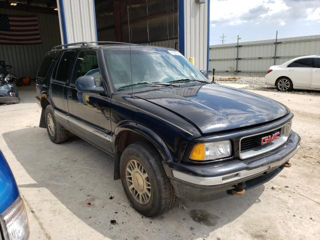 Salvage cars for sale from Copart Appleton, WI: 1997 GMC Jimmy