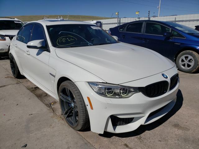 photo BMW M3 2015