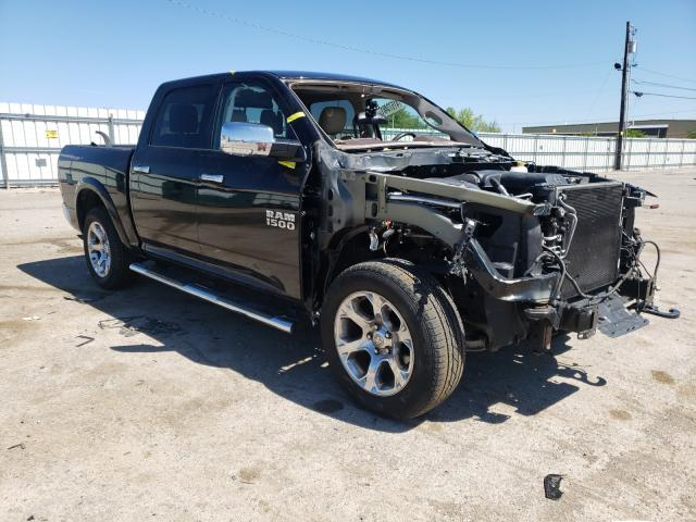 Salvage cars for sale from Copart Lexington, KY: 2016 Dodge 1500 Laram