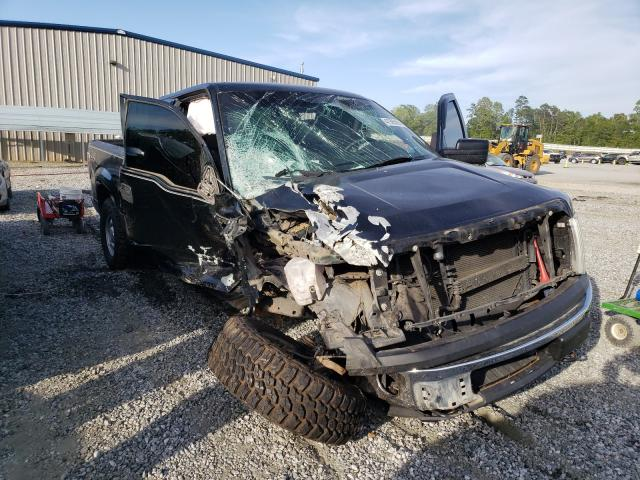 Salvage cars for sale from Copart Spartanburg, SC: 2013 Ford F150 Super