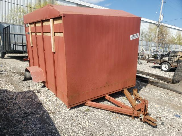Cargo Trailer salvage cars for sale: 1998 Cargo Trailer