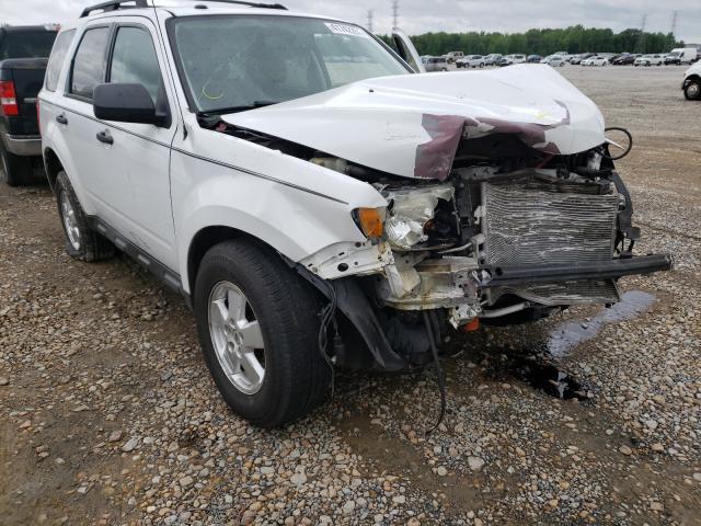 Vehiculos salvage en venta de Copart Memphis, TN: 2011 Ford Escape XLT