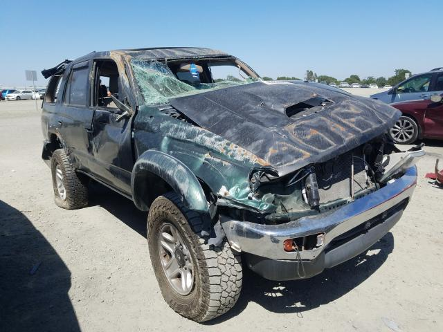 Salvage cars for sale from Copart Antelope, CA: 2000 Toyota 4runner SR