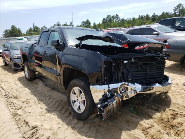 Salvage cars for sale from Copart Gaston, SC: 2019 Chevrolet Silverado
