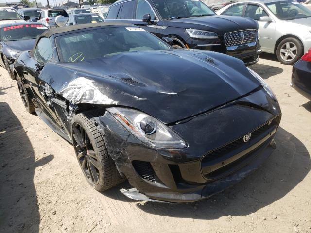 Salvage cars for sale from Copart Los Angeles, CA: 2016 Jaguar F-TYPE S