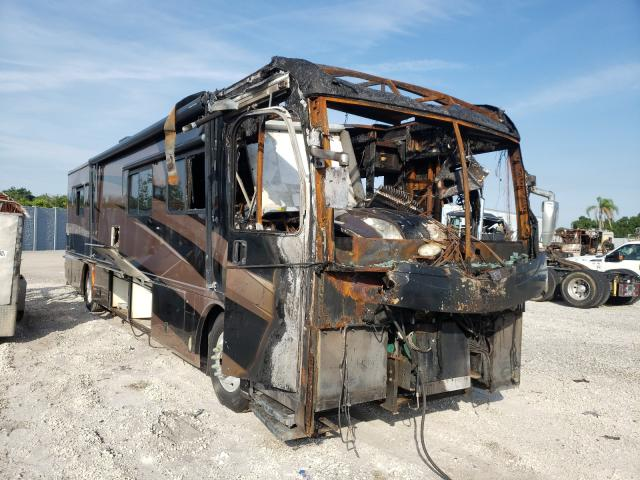 Freightliner Chassis X salvage cars for sale: 2004 Freightliner Chassis X