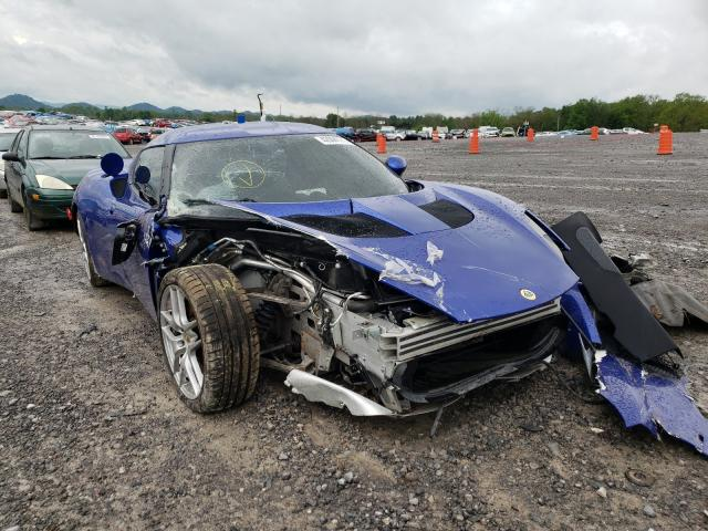 Lotus salvage cars for sale: 2011 Lotus Evora