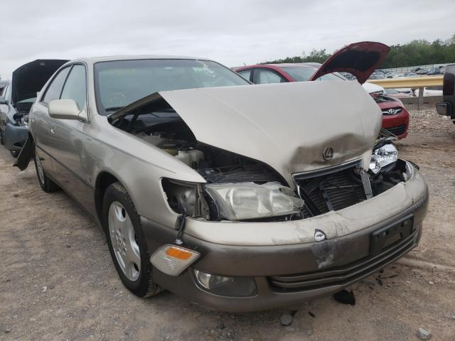 Lexus ES300 salvage cars for sale: 2000 Lexus ES300