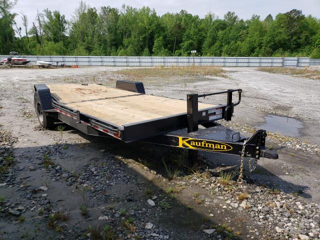 Kaufman salvage cars for sale: 2021 Kaufman Trailer