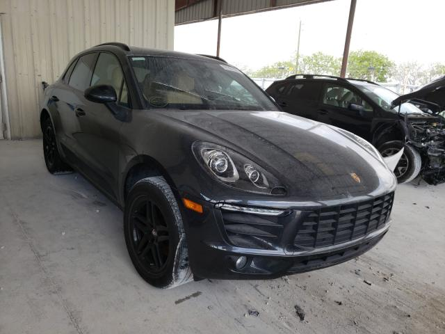 Salvage cars for sale from Copart Homestead, FL: 2018 Porsche Macan