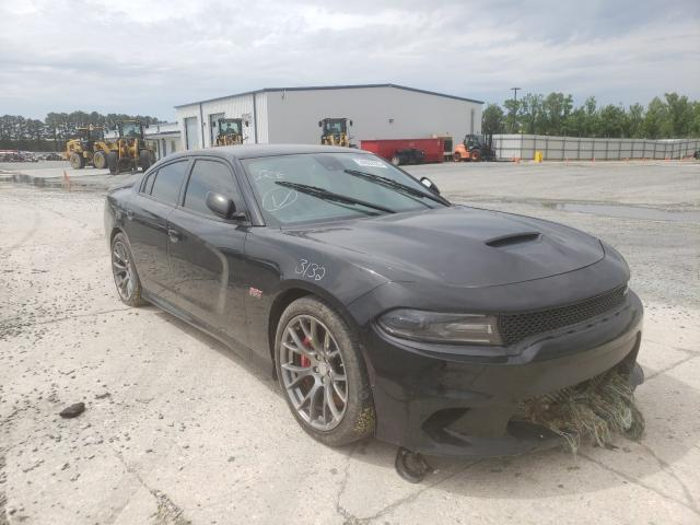 Salvage cars for sale from Copart Gainesville, GA: 2017 Dodge Charger SR