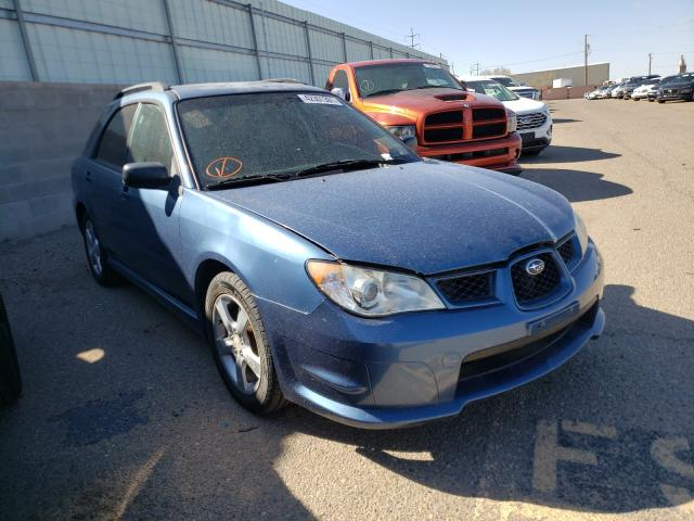 Salvage cars for sale from Copart Albuquerque, NM: 2007 Subaru Impreza 2