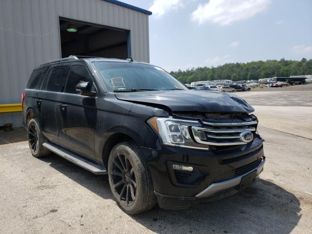 Salvage cars for sale from Copart Lufkin, TX: 2018 Ford Expedition