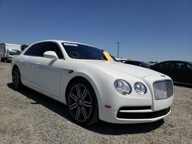 Bentley Flying SPU salvage cars for sale: 2016 Bentley Flying SPU