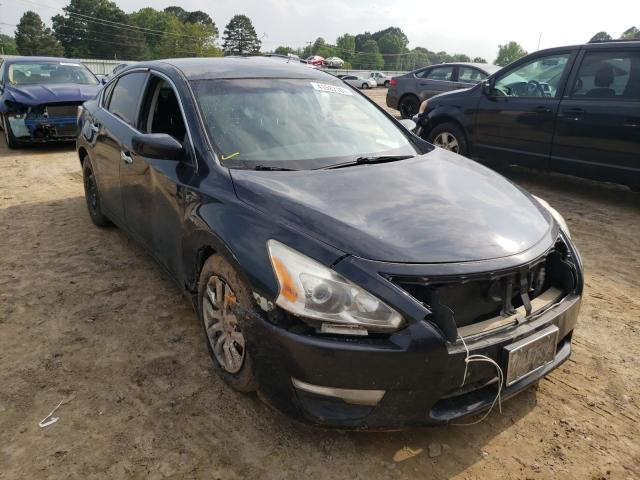 Salvage cars for sale at Conway, AR auction: 2015 Nissan Altima 2.5