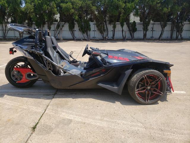 Polaris Slingshot salvage cars for sale: 2017 Polaris Slingshot