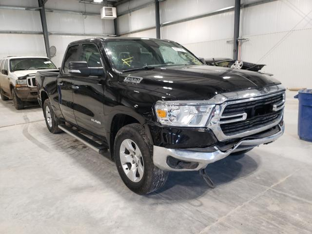 Salvage cars for sale from Copart Greenwood, NE: 2019 Dodge RAM 1500 BIG H